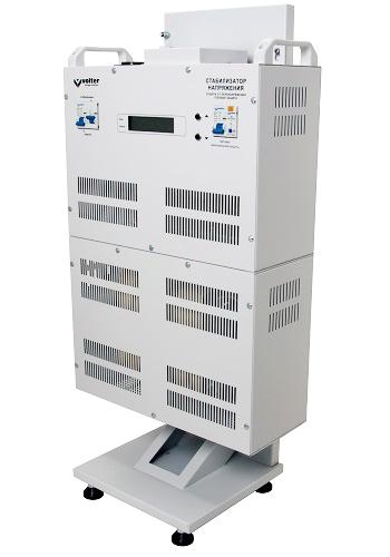 Установка стабилизатора СНПТО-18ПТс